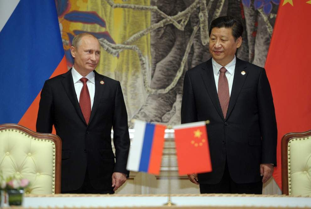 Gazprom: China, Russia sign 30-year gas deal _lowres