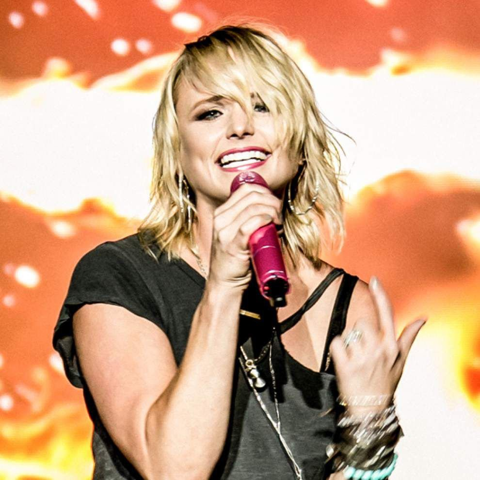 QA: Miranda Lambert expects thrilling party at Bayou Country Superfest _lowres