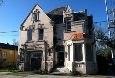 Old Treme jail to become bed-and-breakfast _lowres
