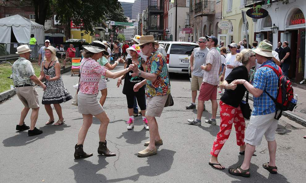 Photos: New Orleans music filled the air on day 2 of French Quarter Festival _lowres