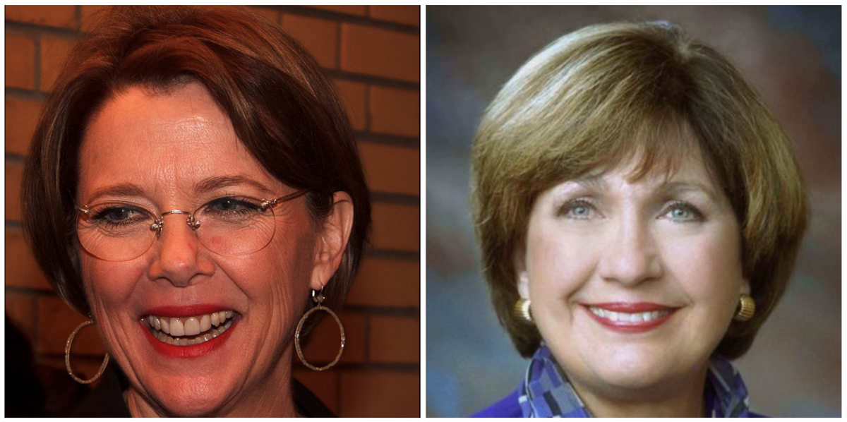 Annette Bening to play Kathleen Blanco in Katrina: American Crime Story_lowres