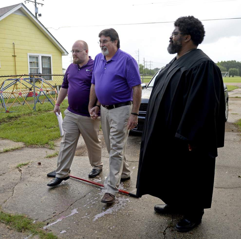 Baton Rouge men nearly gave up on finding love, become first same-sex couple to wed in parish _lowres