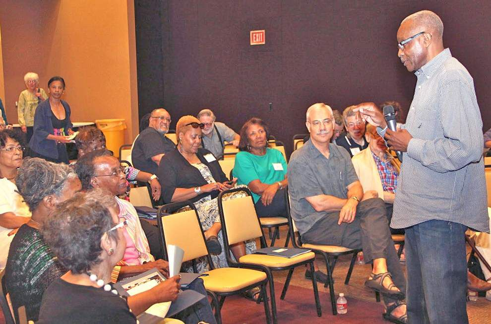 Civil rights activists reunite in New Orleans to recall Freedom Summer _lowres