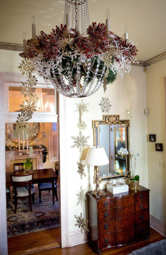 French Quarter home opened to support Patio Planters caroling tradition _lowres