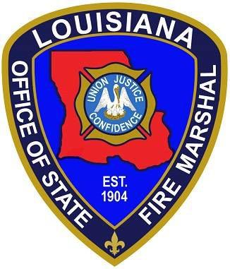 Louisiana Fire Marshal stock