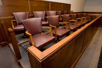 Jury box stock
