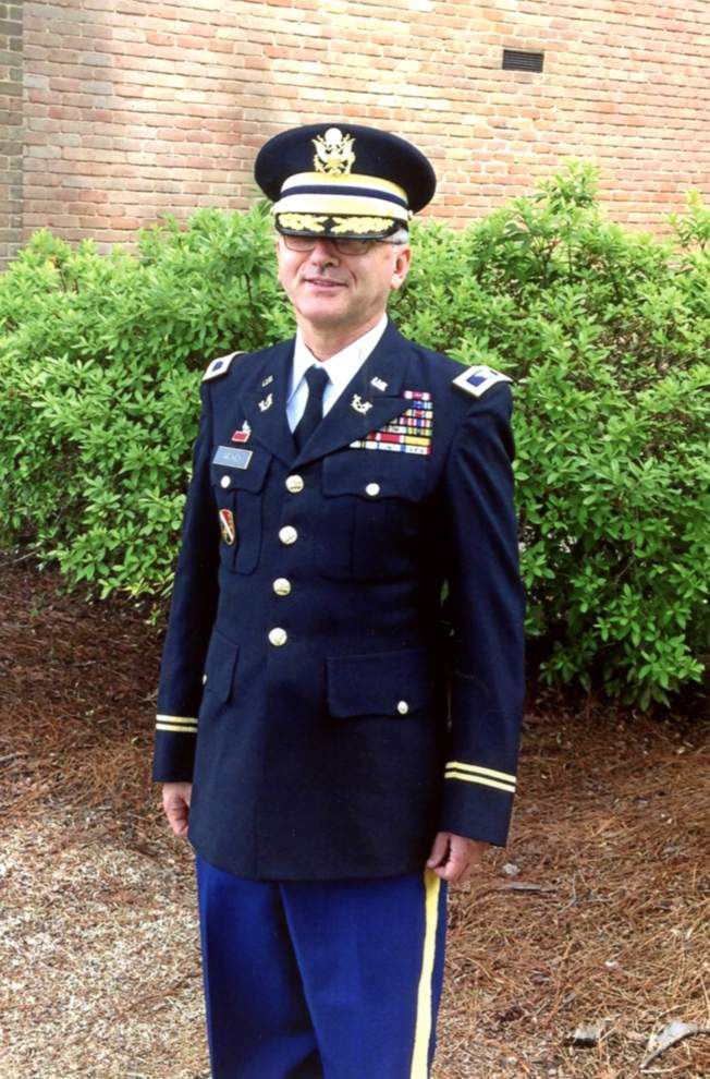 BR colonel appointed military judge _lowres