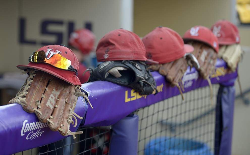 Rabalais: LSU, Louisiana-Lafayette college baseball feud gets super-sized _lowres