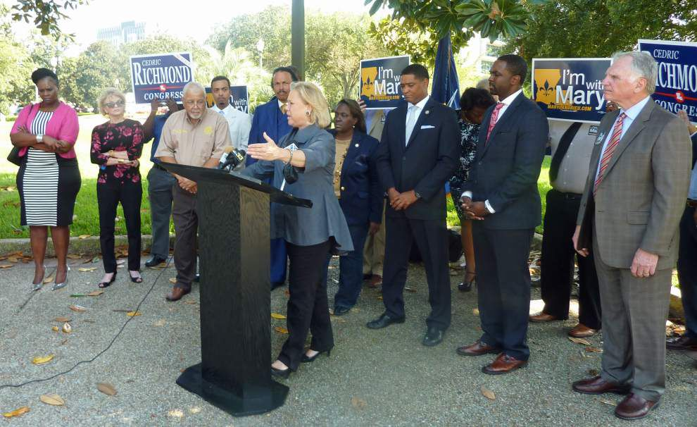 Landrieu declines to endorse Edwards in congressional race _lowres