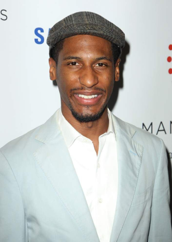EOnline: 8 things to know about 'Late Show' bandleader, Louisiana native Jon Batiste, who's 'stealing the show' _lowres