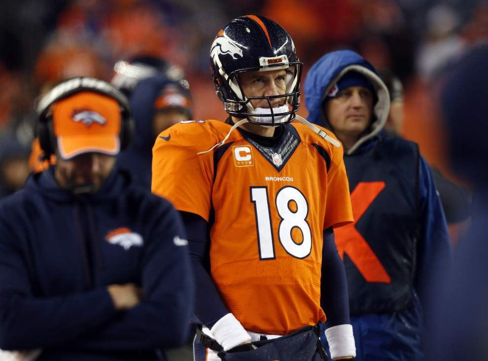 Peyton Manning still considering his future with the Denver Broncos _lowres