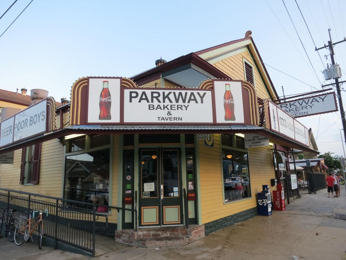 New orleans dining guide essential 100 po boys food for Parkway new orleans