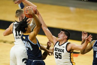 Southern Iowa Basketball
