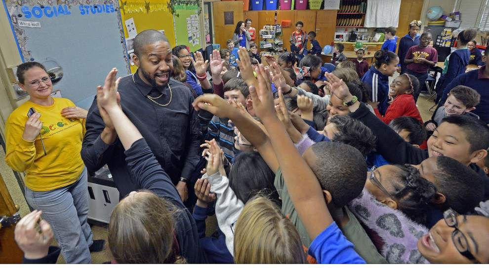 Save the best for last, Gaines Award-winning novelist tells Baton Rouge students _lowres