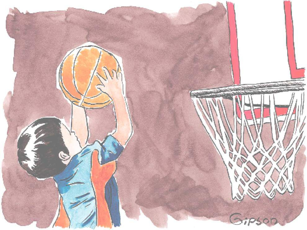 Human Condition: Basketball player's act of kindness comes full court _lowres