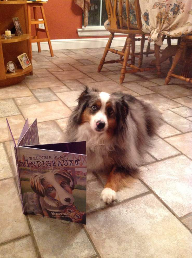 Livingston Parish educators write children's books _lowres