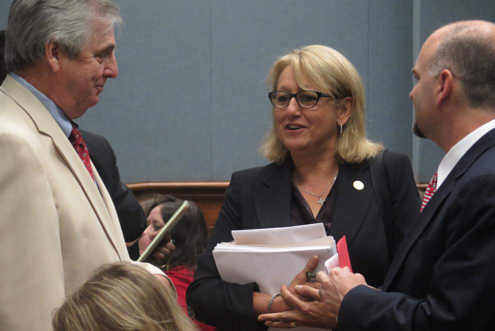 Sales tax hike for Louisiana roads, bridges fails as Rep. Karen St. Germain says they've 'gone to hell in a handbasket' _lowres
