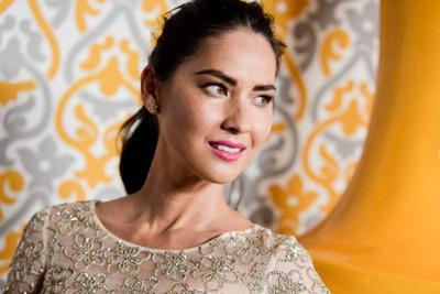 Daniels, cast bid farewell to HBO's 'Newsroom' _lowres