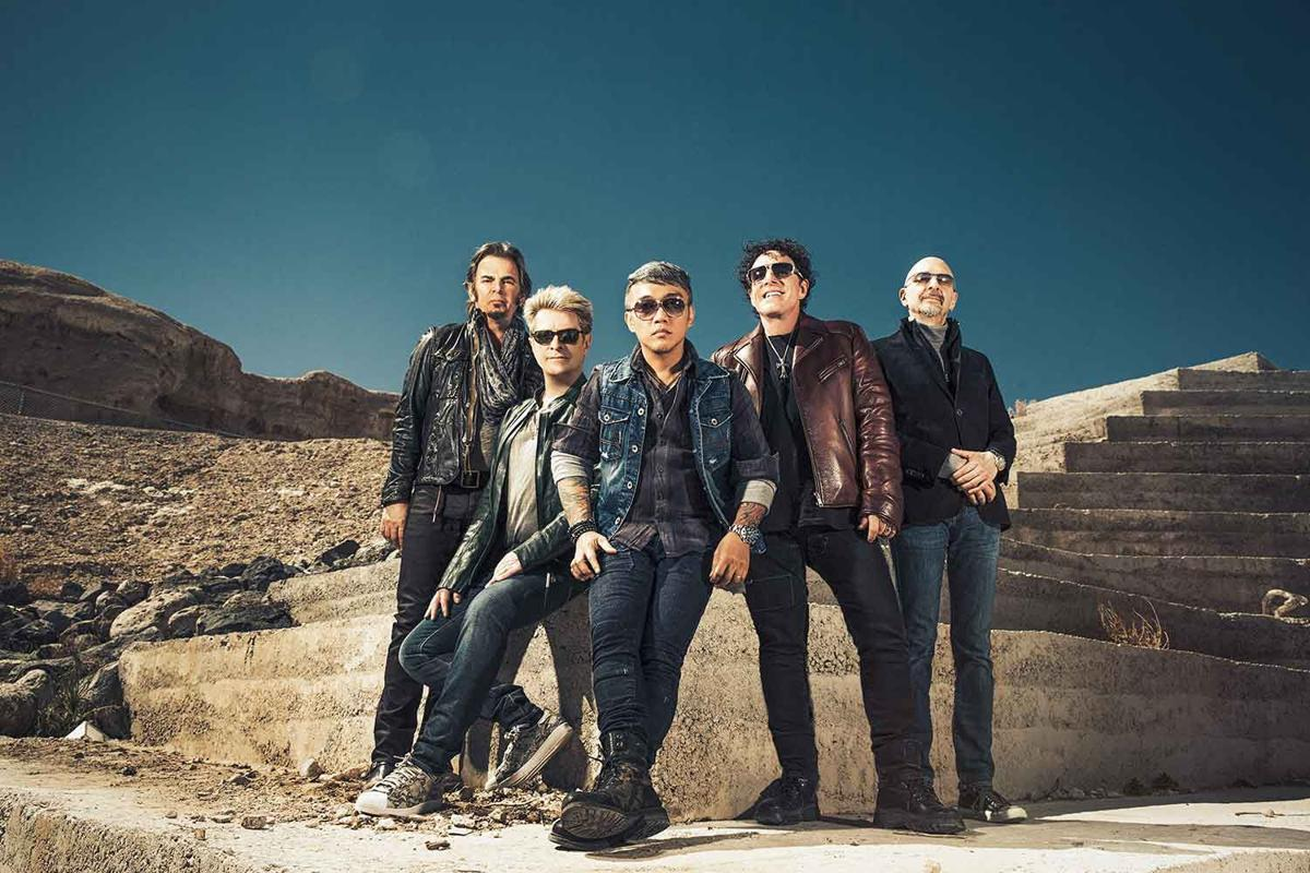 Journey band 2016