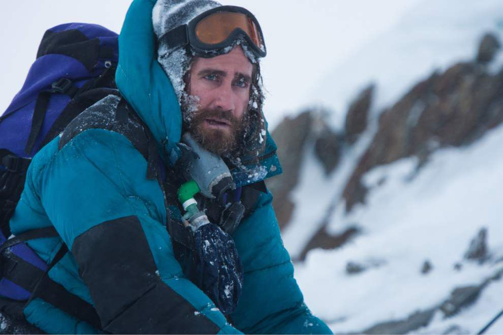 Review: 'Everest' a harrowing spectacle that lacks emotion _lowres