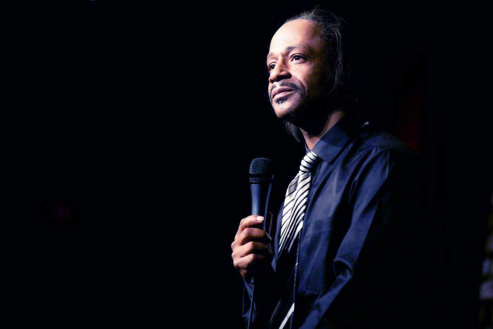 Katt Williams reborn to be wild in volatile standup at Lakefront Arena _lowres