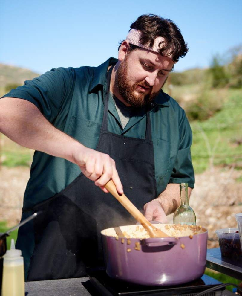 Local takes shot at 'Food Network Star' _lowres
