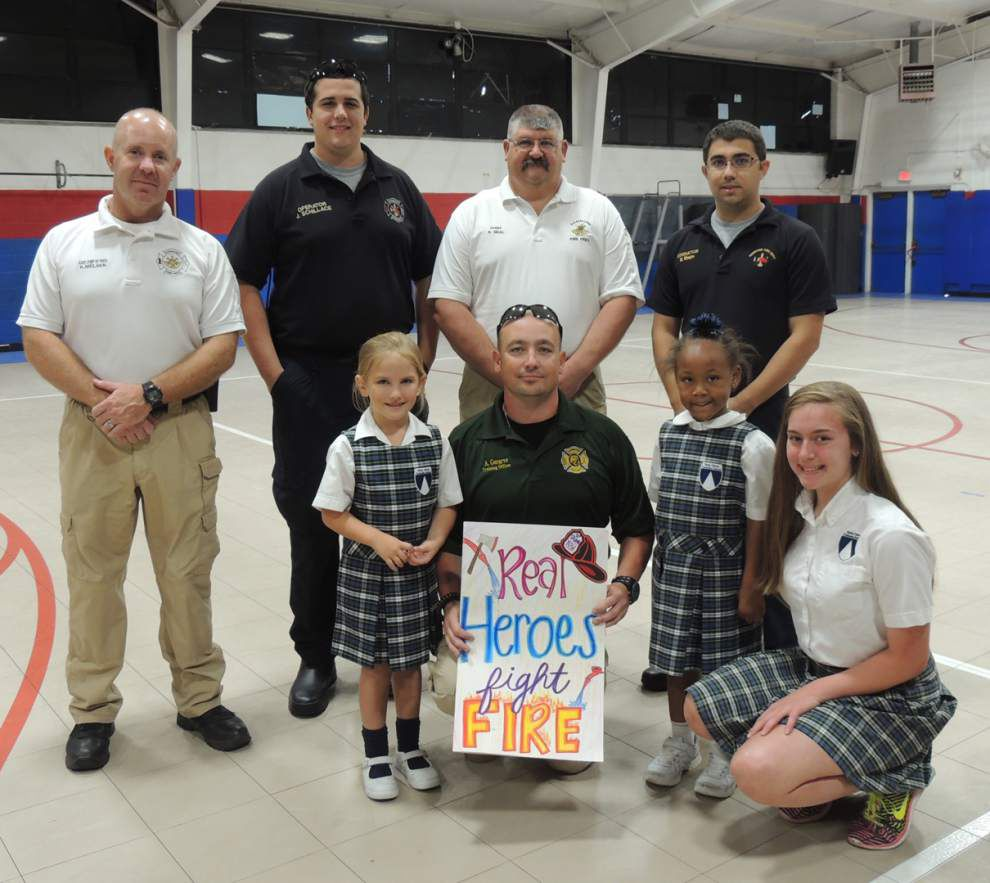 Holy Ghost celebrates fire prevention month _lowres