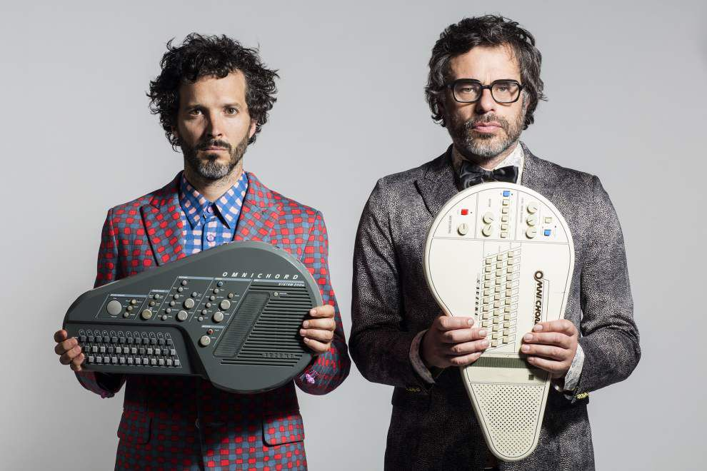 Comedy duo Flight of the Conchords to land at Saenger Theatre in New Orleans _lowres