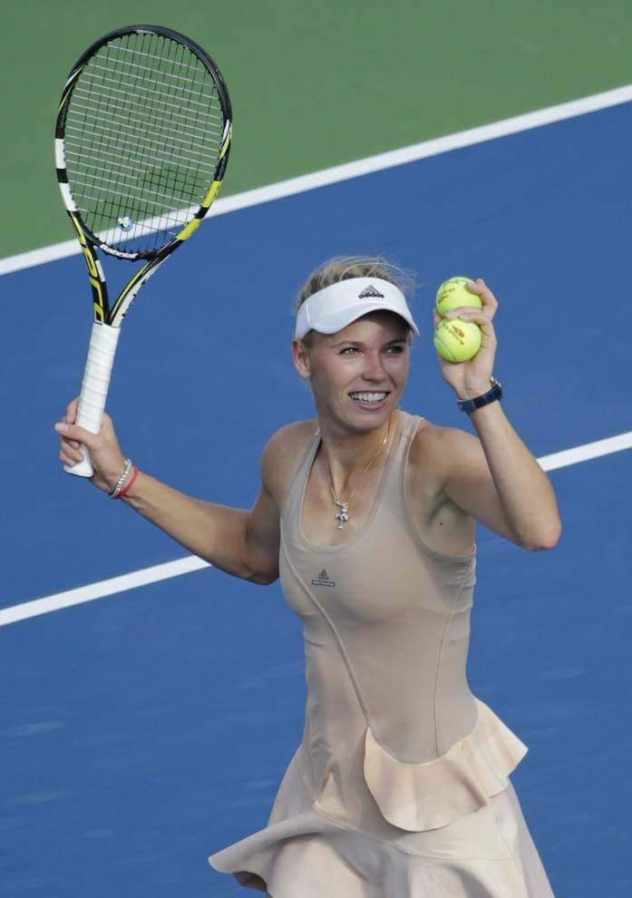 Good buddies Serena Williams and Caroline Wozniacki set to clash in U.S. Open final _lowres