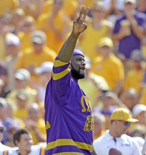 Rabalais: Shaq -- named Monday to 2016 Basketball Hall of Fame class -- is the biggest, best LSU has seen _lowres
