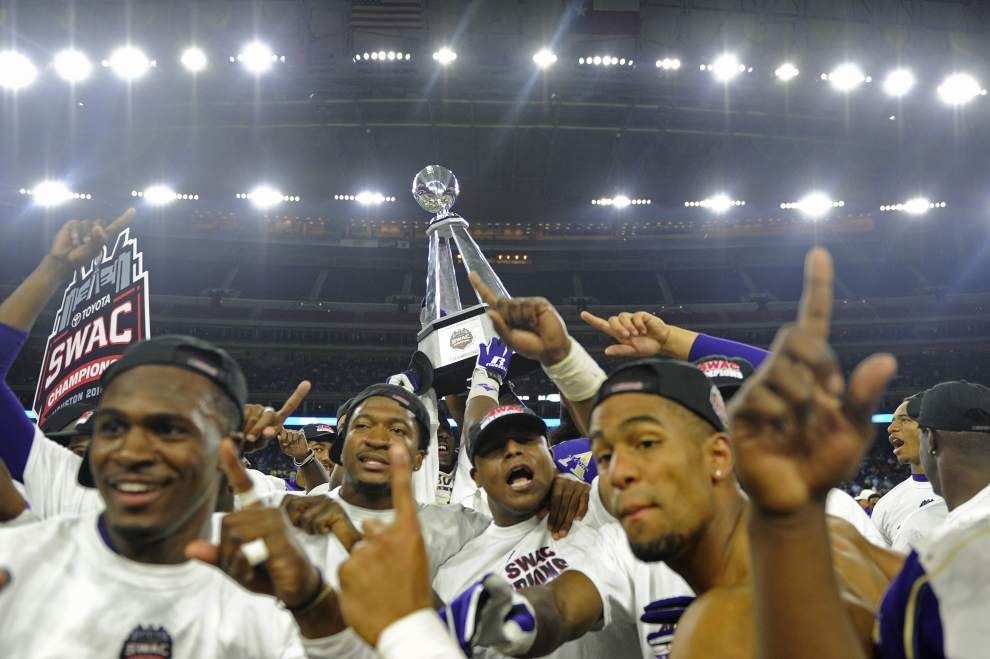 East: Just like the first meeting, Alcorn State was the better team in Saturday's SWAC title game vs. Southern _lowres