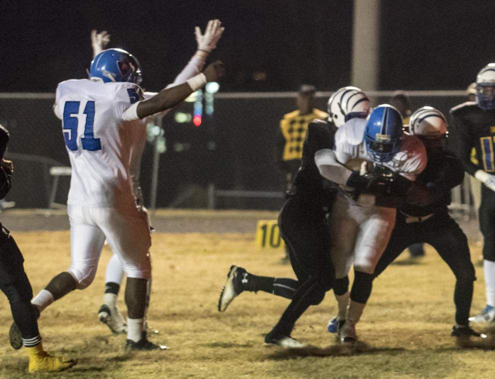 Parkview Baptist grinds out win over St. Charles _lowres