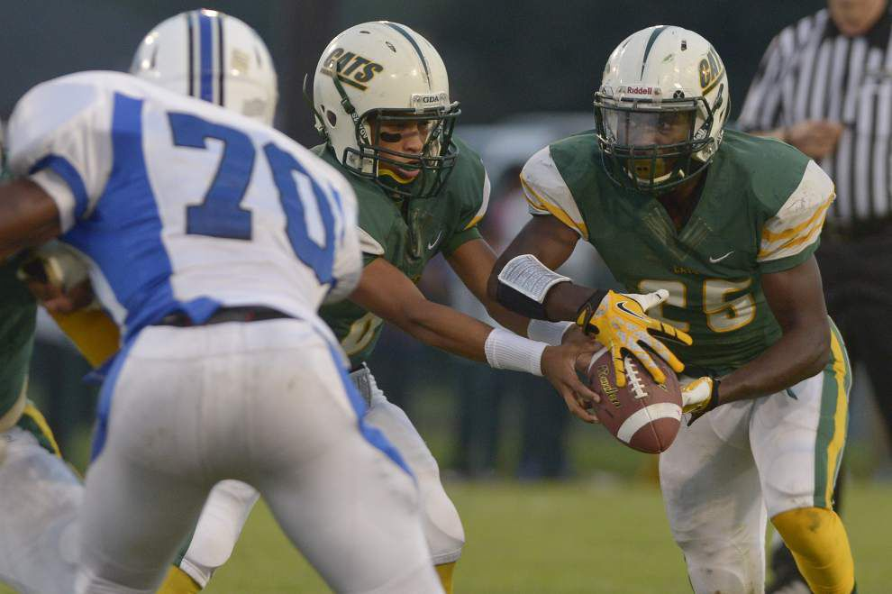 Photos: Baton Rouge are prep football _lowres