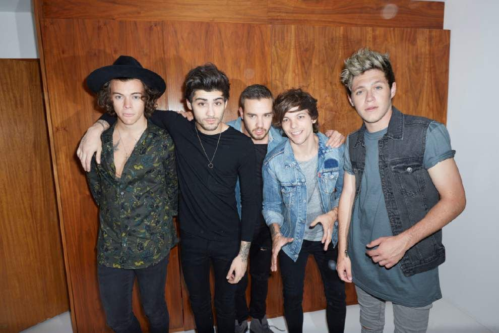 One Direction's Superdome concert is 'Where We Are' _lowres