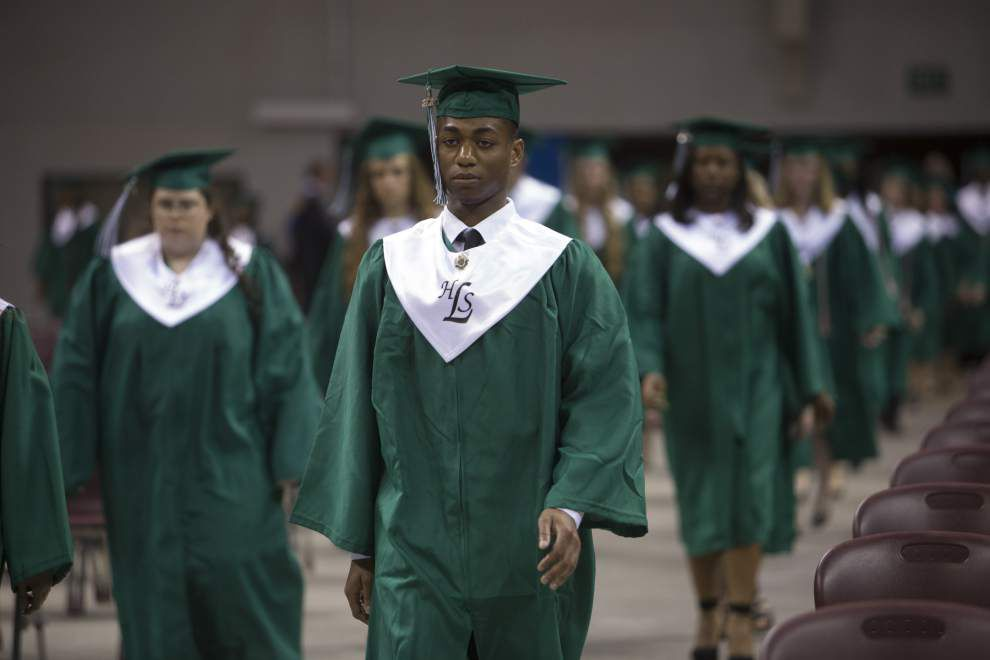 Photos: Lafayette high school graduations _lowres