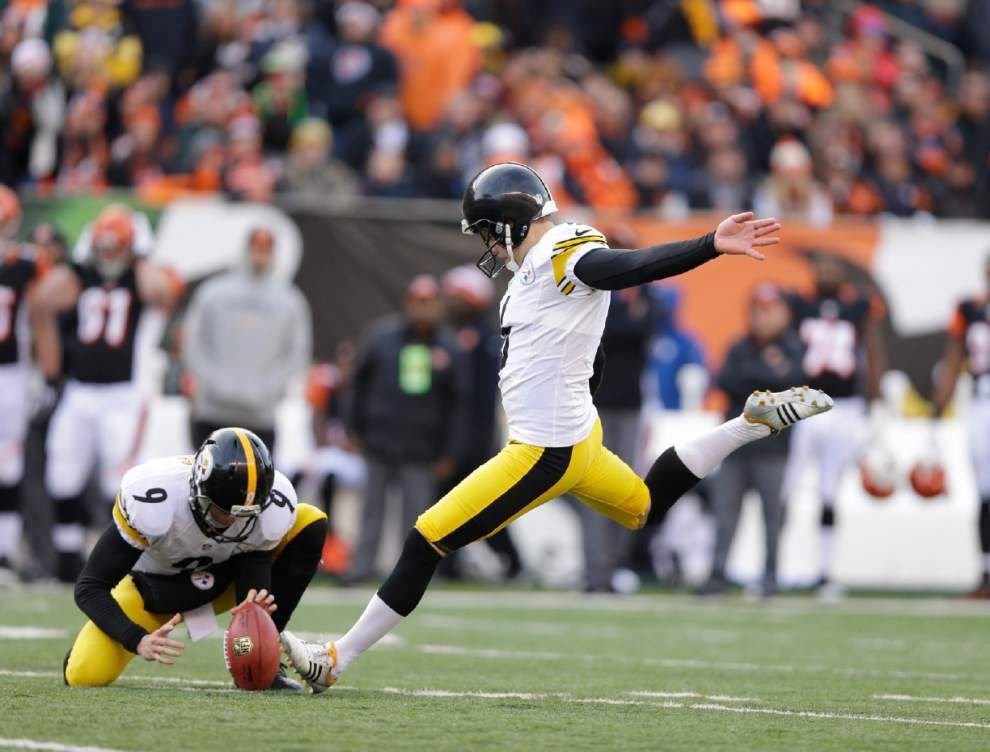 Former LSU punter Brad Wing signs a one-year contract extension with the Pittsburgh Steelers _lowres