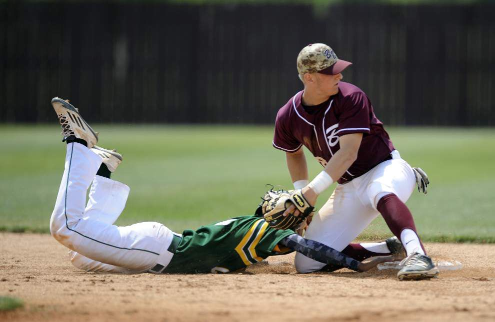 Breaux Bridge baseball team moves to 8-0 in District 5-4A after hard-fought win over Cecilia _lowres