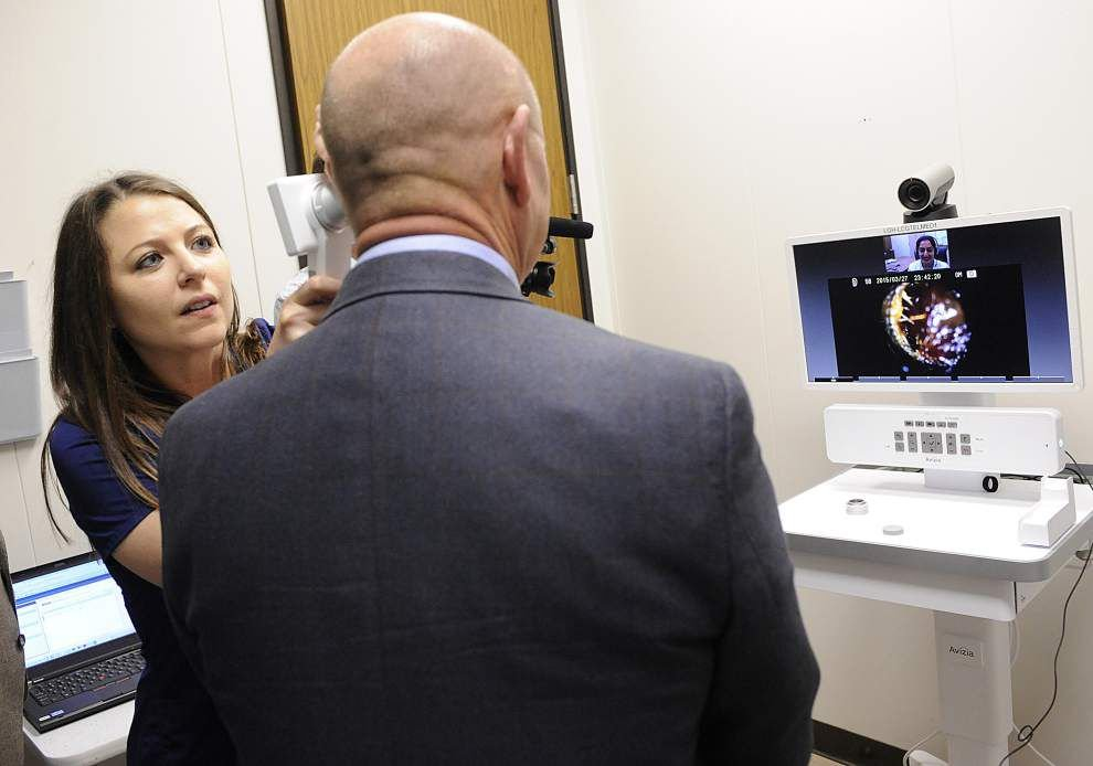 A quick visit to the doctor, via telemedicine clinic, now prescribed for Lafayette city-parish workers _lowres