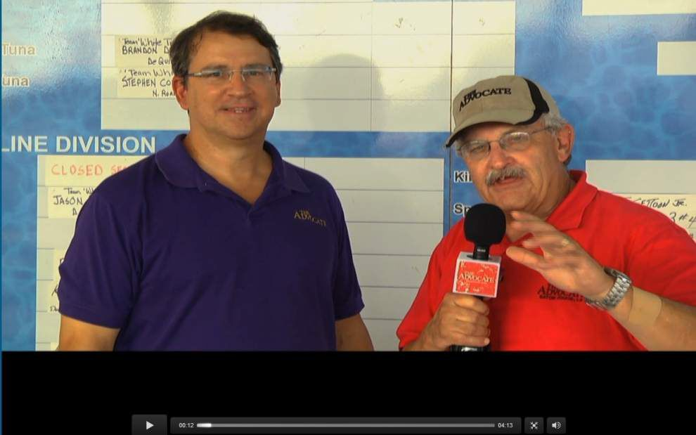 Video: Macaluso, Georges talk tarpon rodeo _lowres
