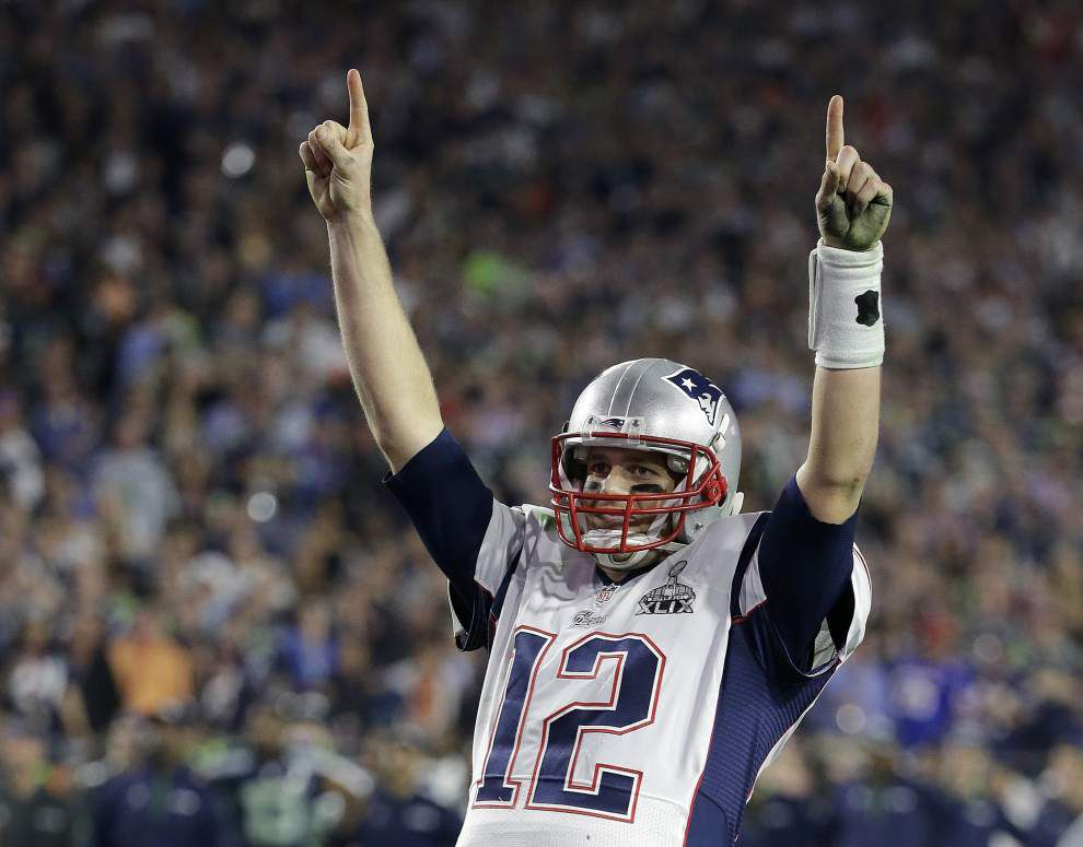 Underhill: This Super Bowl — and the long journey it took to get here — proves Tom Brady may be the best quarterback in NFL history _lowres