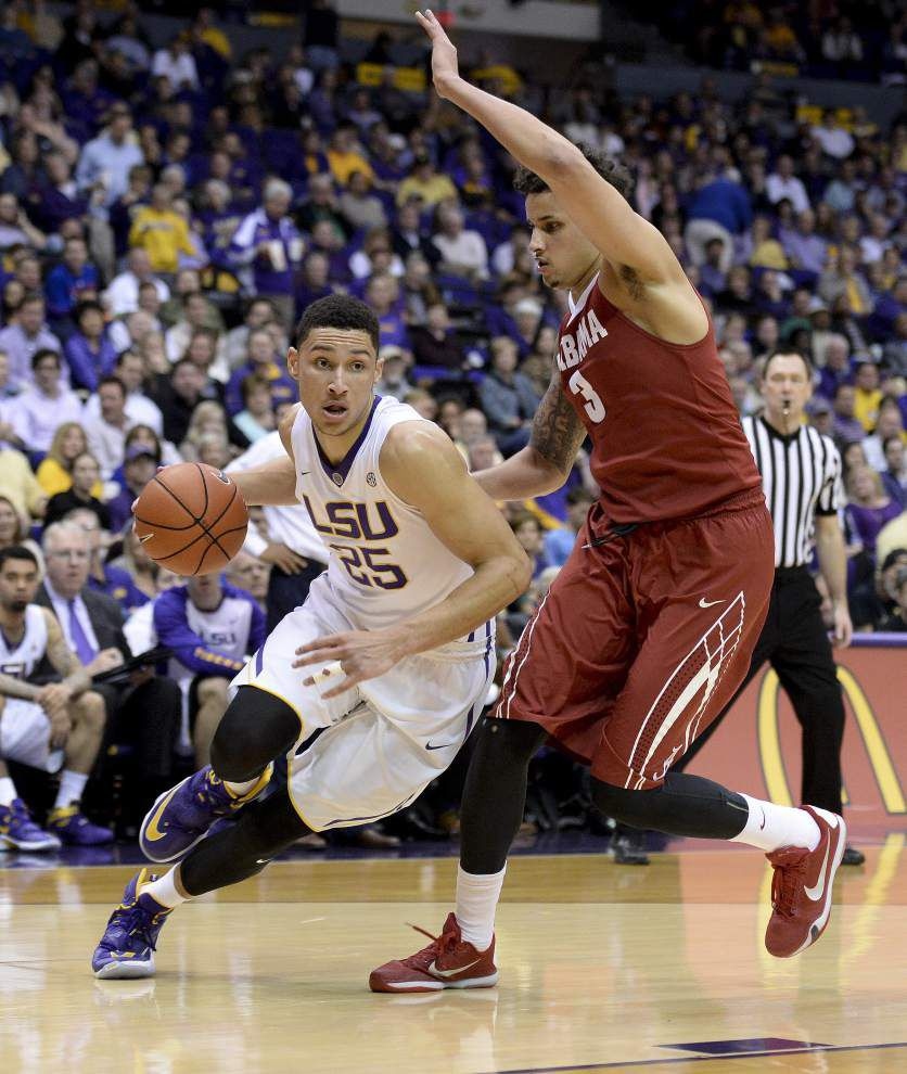 After upset loss to Alabama, LSU back in must-win mode _lowres