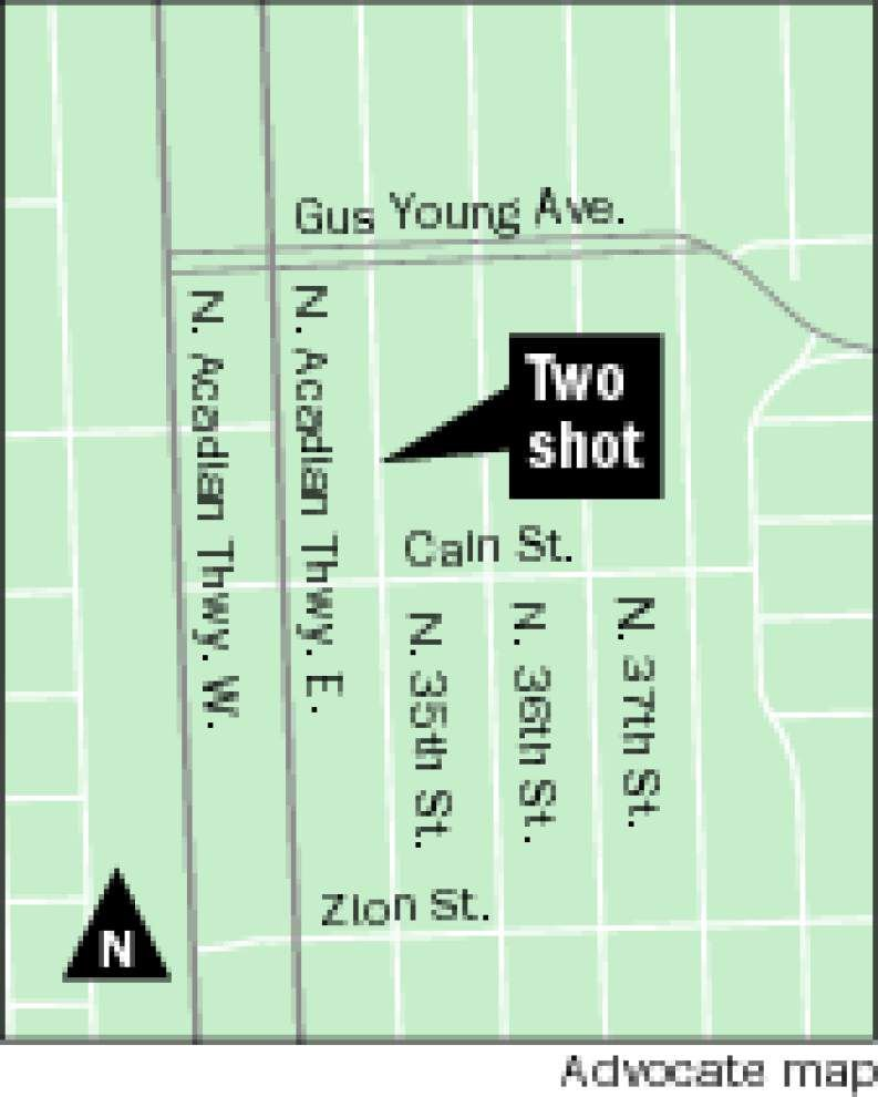 1 dead, 1 wounded in 'death trap' _lowres