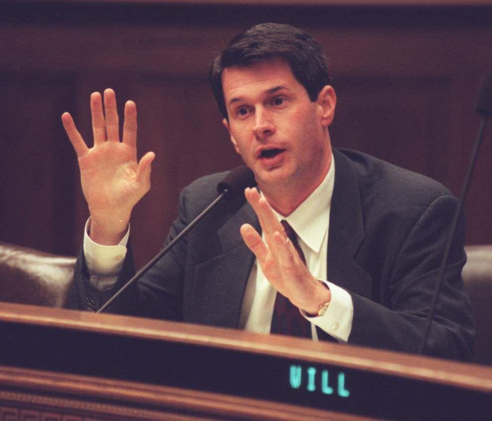Gubernatorial front-runner David Vitter: 'I have great friends who support us' _lowres