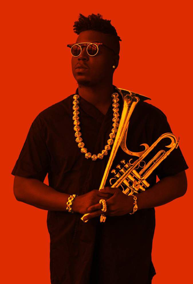 Trumpeter Christian Scott reaching more music, more ways with album, app _lowres
