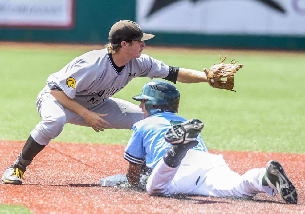 Tulane wraps up fall baseball _lowres