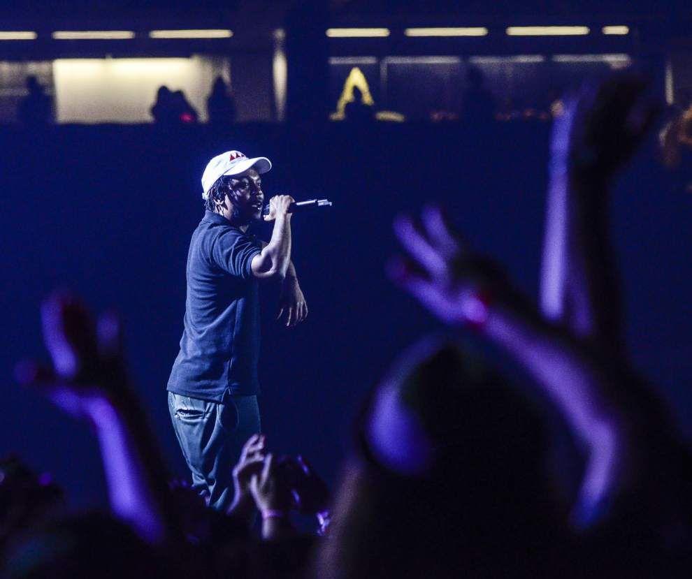 Photos: Mary J. Blige, Kendrick Lamar, Trombone Shorty blow away fans on Essence Fest's final day _lowres