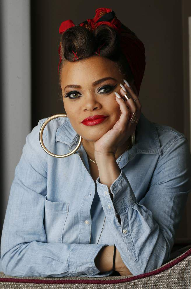Singer Andra Day continues to 'Rise Up,' from the Grammys to the Oscars to the White House _lowres