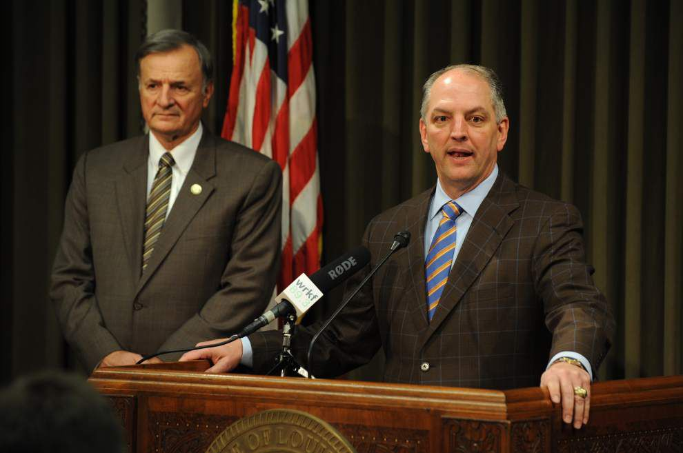 How Louisiana special session ended disgusts some, pleases others; here's what's next _lowres