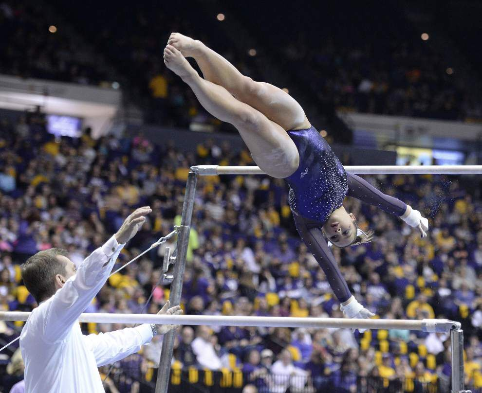 Sarah Finnegan's 'elite' experience to bode well for LSU _lowres