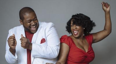 1d86cb286ef Meet local married jazz duo The War and Treaty who debuted at Jazz Fest 2018
